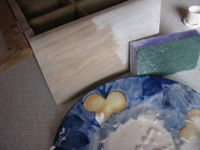 How to make a box. Goth Box - Step 1