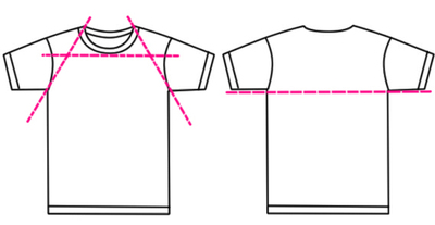How to sew a t-shirt halter top. Men's T Shirt Into Cute Halter Top - Step 1