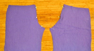 How to make pyjamas / a nightie. It's A Twofer: Comfy Jammie Pants And Jumper For $5.95 - Step 3