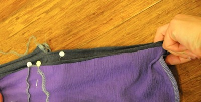 How to make pyjamas / a nightie. It's A Twofer: Comfy Jammie Pants And Jumper For $5.95 - Step 11