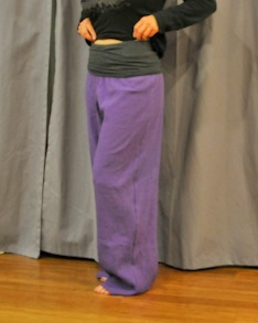How to make pyjamas / a nightie. It's A Twofer: Comfy Jammie Pants And Jumper For $5.95 - Step 12