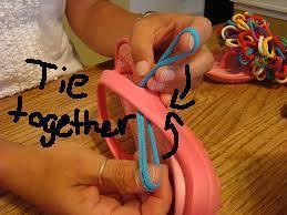 How to make a sandal / flip flop. Frilly Flops!:) - Step 4