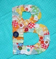 How to make a paper necklace. Letter Pendant From Cardboard (Easy And Affordable) - Step 5