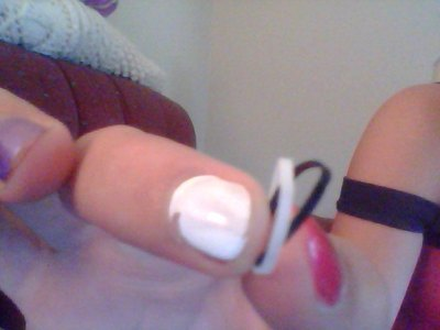 How to make an elastic band bracelet. Rubber Band Bracelets - Step 1