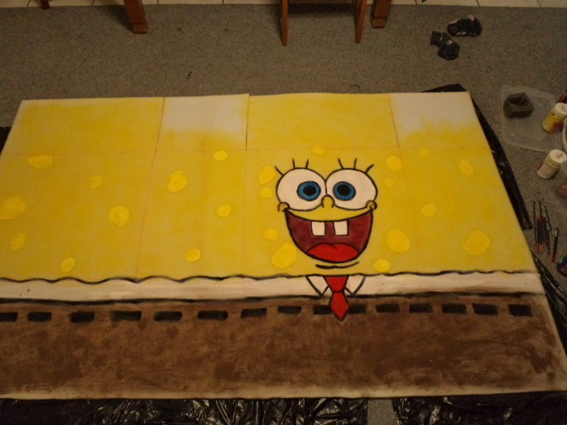 Spongebob Costume 183 How To Make An Chracter Costume