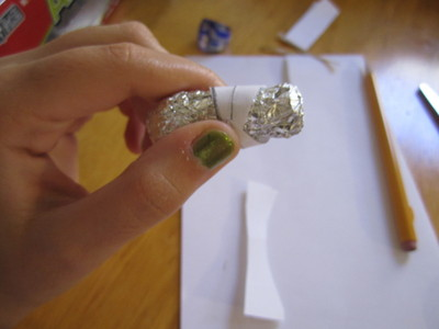 How to make a clay ring. Marbled Polymer Clay Ring - Step 14