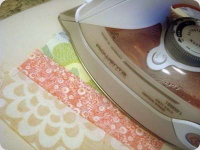 How to sew a patchwork tote. Patchwork Pocket Tote Bag  - Step 3