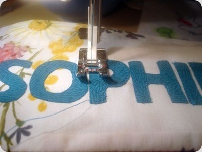 How to sew a patchwork tote. Patchwork Pocket Tote Bag  - Step 8