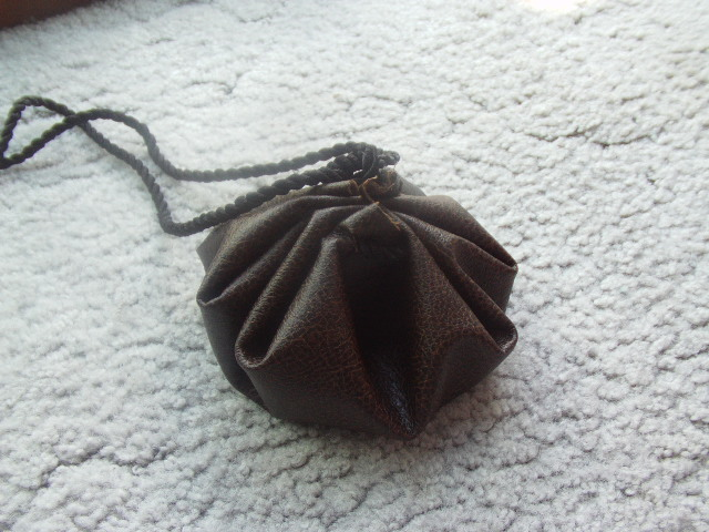 Pirate Coin Bag 183 How To Make A Drawstring Pouch 183 How To