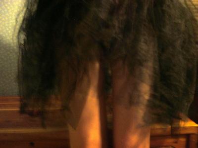 How to make a tutu dress. Easy Tutu/Petticoat - Step 4