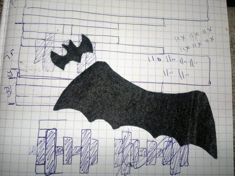 Batman bat keyring how to stitch a knit or crochet keyring how to stitch a knit or crochet keyring batman bat keyring step 9 pronofoot35fo Gallery