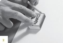 How to make a pinhole camera. Matchbox Pinhole Camera - Step 9