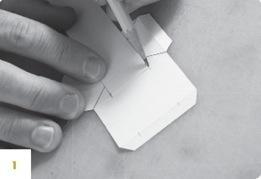 How to make a pinhole camera. Matchbox Pinhole Camera - Step 14