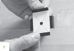 How to make a pinhole camera. Matchbox Pinhole Camera - Step 20
