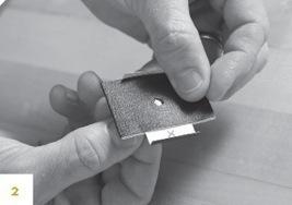 How to make a pinhole camera. Matchbox Pinhole Camera - Step 25