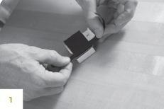 How to make a pinhole camera. Matchbox Pinhole Camera - Step 26