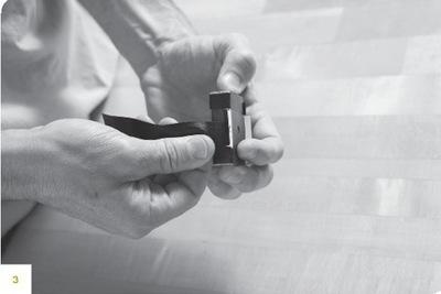 How to make a pinhole camera. Matchbox Pinhole Camera - Step 28