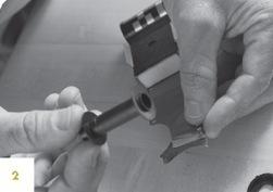 How to make a pinhole camera. Matchbox Pinhole Camera - Step 30