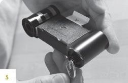 How to make a pinhole camera. Matchbox Pinhole Camera - Step 34