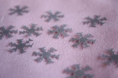 How to make confetti. Fabric Confetti - Step 8