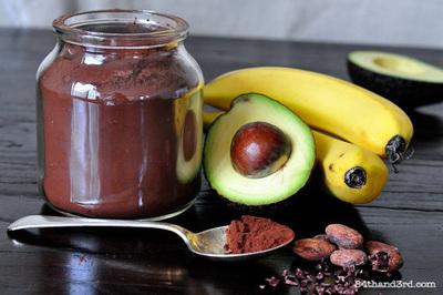 How to make chocolate ice cream. Vegan Chocolate Ice Cream - Step 1