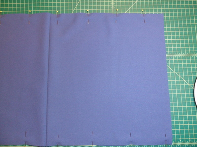 How to make a recycled bag. Messenger Bag From Rice Bag - Step 4