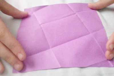 How to make a notebook journal. Cute Little Envelope Notes - Step 2