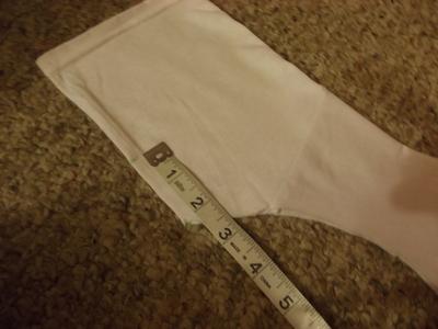 How to sew a t-shirt dress. Men's 3x L T Shirt Into A Cute Backless Dress - Step 13