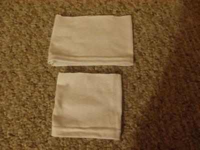 How to sew a t-shirt dress. Men's 3x L T Shirt Into A Cute Backless Dress - Step 14