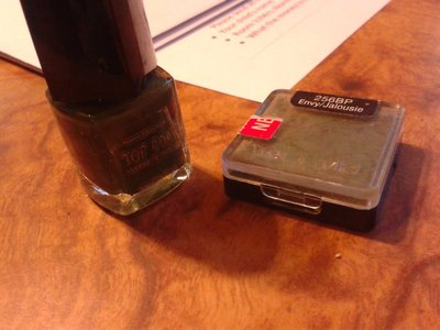 How to paint a matte nail. Make Your Own Matte Nail Polish - Step 3