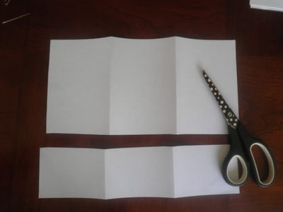 How to make a stitched card. Sewn Cards. Transferring The Pattern - Step 1