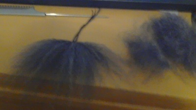 How to make a tail. Making A Fox Tail Out Of Yarn - Step 10