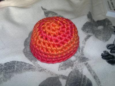 How to make a jellyfish plushie. Jellyfish Crochet Pattern - Step 2
