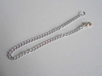 How to make a bracelet. Diy Christmas Charm Bracelet - Step 2