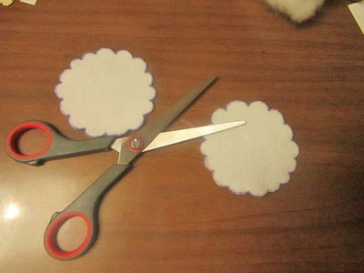 How to make a fabric ring. How To : Make A Narutomaki Ring  - Step 2