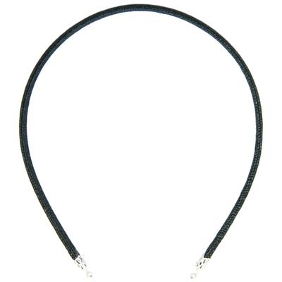 How to make an embellished headband. Studded Headband. - Step 1