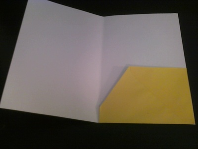 How to make a papercraft. Turn Spare Cards Into Pocket Organizers - Step 8