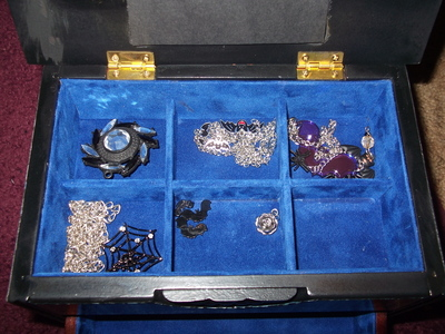 How to make a drawer. Re Vamped Jewelry Box - Step 9
