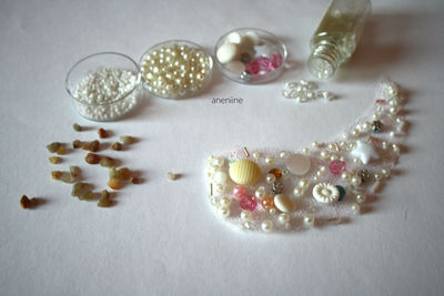 How to make a beaded collar. Beaded Collar Necklace - Step 5