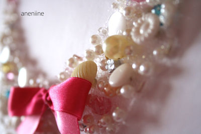 How to make a beaded collar. Beaded Collar Necklace - Step 21