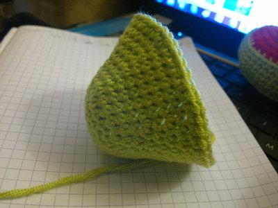 Free Allen The Space Alien Amigurumi Crochet Pattern - Ollie + ... | 300x400