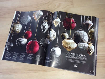 How to create art / a model. Restoration Hardware Or Other Catalogs ~ Stars ~ Holiday Decorations Or Use As Bows - Step 2