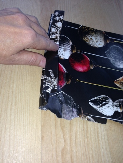How to create art / a model. Restoration Hardware Or Other Catalogs ~ Stars ~ Holiday Decorations Or Use As Bows - Step 6