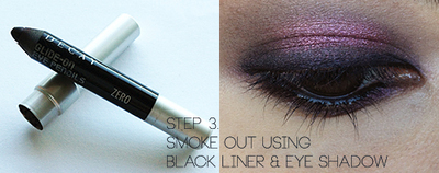 How to create a red eye makeup look. Smoldering Cranberry Makeup Look - Step 3