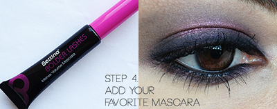How to create a red eye makeup look. Smoldering Cranberry Makeup Look - Step 4