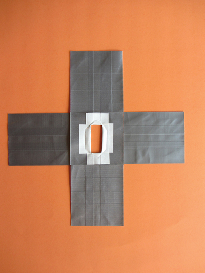 How to make a tissues holder. Tissue Box Cover - Step 6