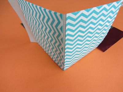 How to make a tissues holder. Tissue Box Cover - Step 9