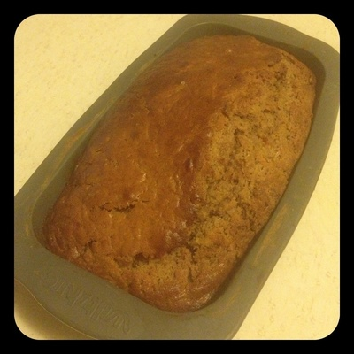 How to bake a carrot cake. Carrot And Walnut Loaf - Step 3