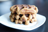 Small waffle tower