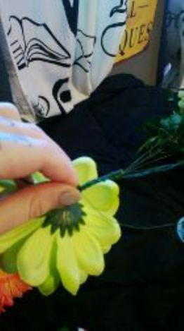 how to keep flowers forever